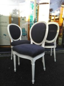chaises Louis XVI
