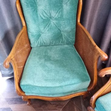 coussins-fauteuil-regence-canne